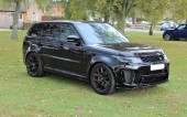 Range Rover Sport SVR Not Avaliable, 2,500 miles