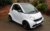 Smart Fortwo Pulse 2013, 54,000 miles